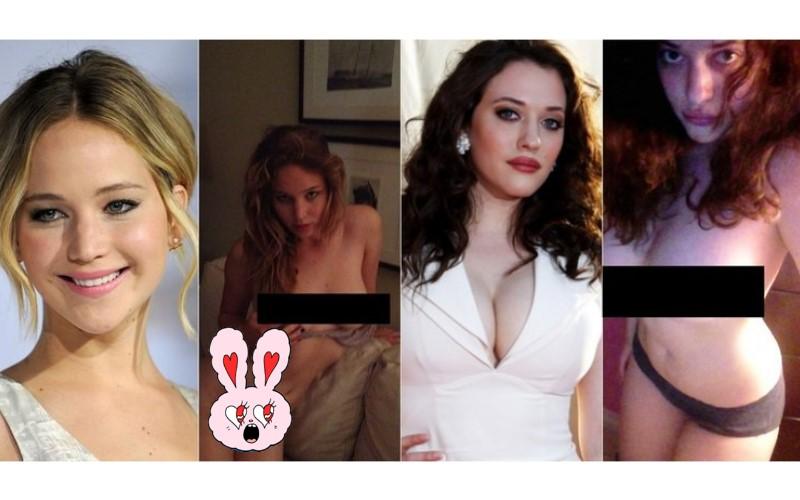 期待D槽中有妳!好萊塢女星最狂外流露「女乃豆頁」照TOP5!珍妮佛勞倫斯形狀太美!