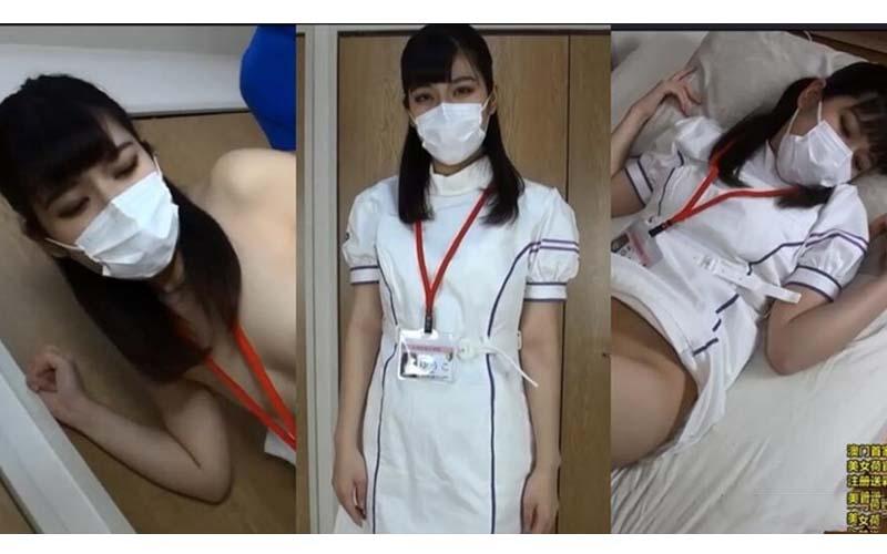 白衣天使很盡責!手口並用就是為了幫男病人將毒素通通「口及」出來!(圖+影)
