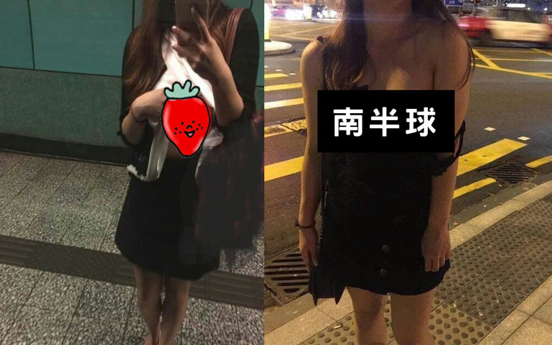 香港地鐵再現豪放女!一掀起來…超狂「雪白美乳」讓網友傳瘋:好兇我喜歡!